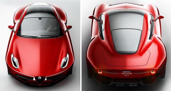 Disco Volante 2012 – новое рождение «летающей тарелки»