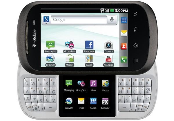 LG Doubleplay – мобильный телефон с раздвоенной клавиатурой и дополнительным экраном