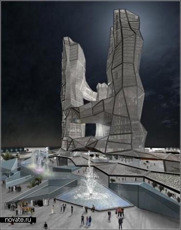 Архитектура основанная на арабском