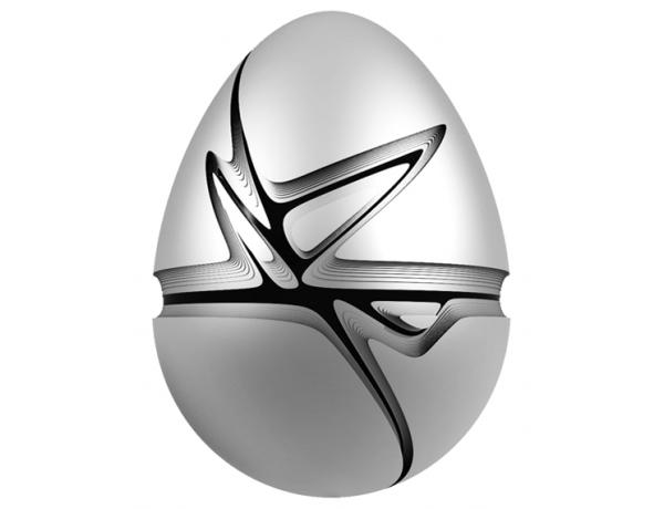Яйца Фаберже от Захи Хадид