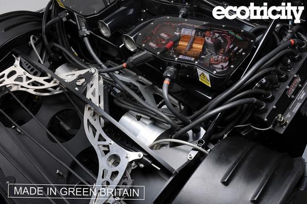 Nemesis — самый быстрый в мире электромобиль