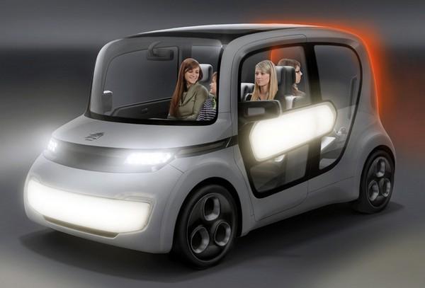 Light Car Sharing – автомобиль-светофор для аренды