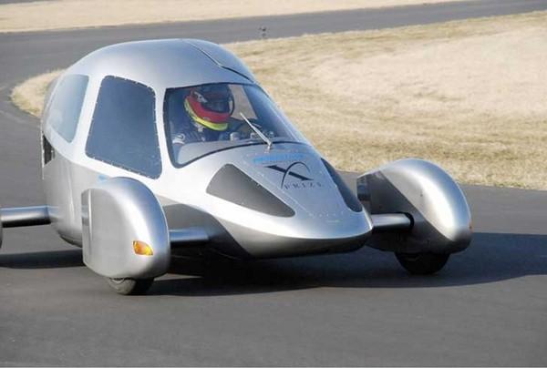 Автомобиль Edison2 eVLC – «зеленый» рекордсмен