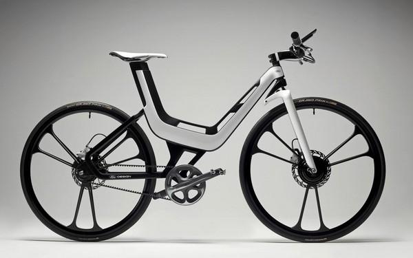 Велосипед-бык Ford E-Bike
