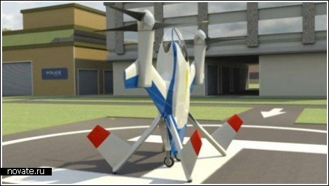 NASA поможет каждому передвигаться по воздуху