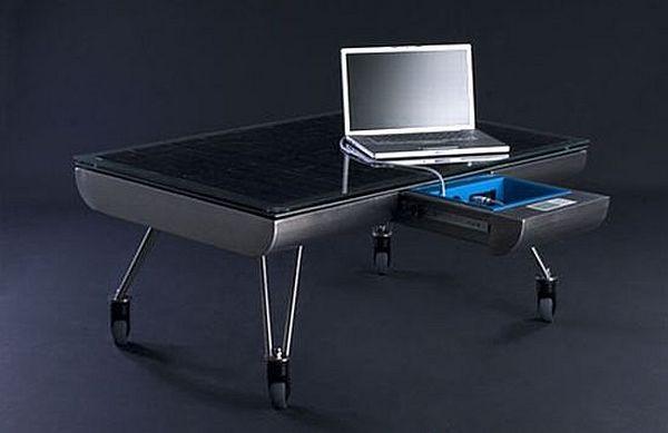 SOLo Lounge Table – солнечный стол
