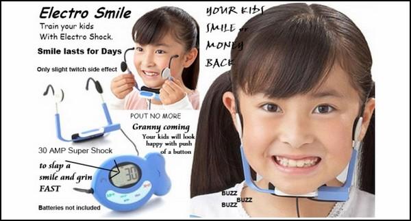 Тренажер улыбки Electro Smile