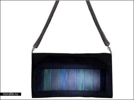 Солнечные сумочки на страже экологии
