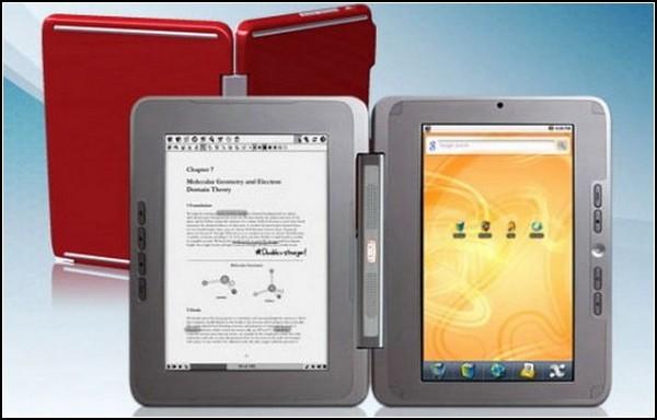 Компьютер по-македонски. Планшет с двумя экранами