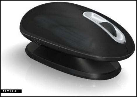 Безопасная для руки мышка ErgoMotion