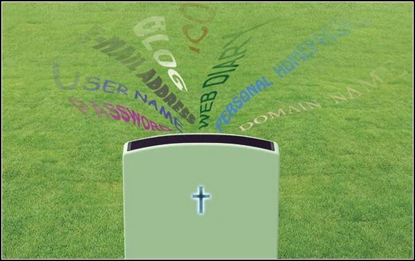 Умный надгробный камень расскажет о покойнике