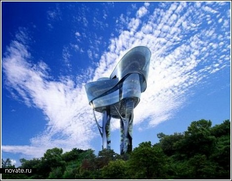 Обсерватория в облаках