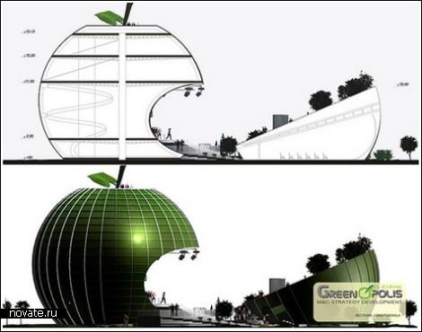 Павильоны для Expo 2010