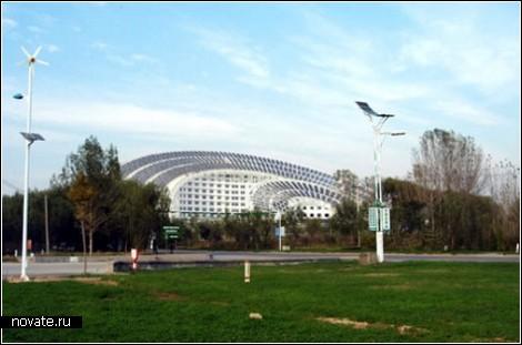 Китайская Солнечная Долина– конкурент Силиконовой Долине
