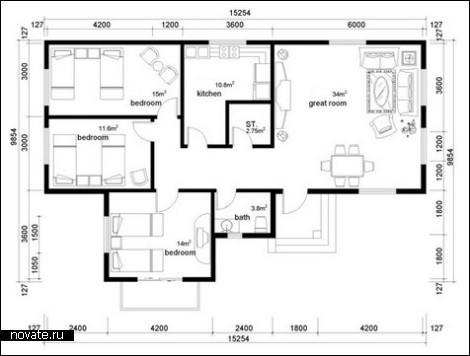 Архитектура архитектура и интерьер