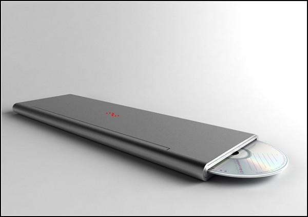 FENO – складывающийся ноутбук с норкой для мышки