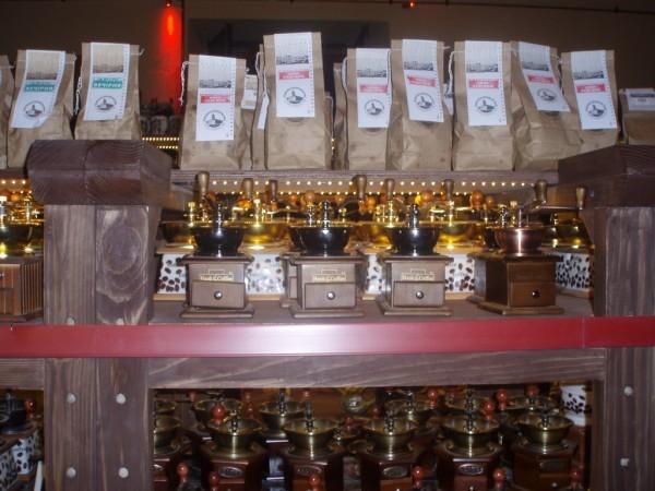 Львовская кофейная шахта