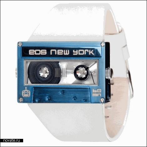 Часы «60 минут». В память об аудиокассетах