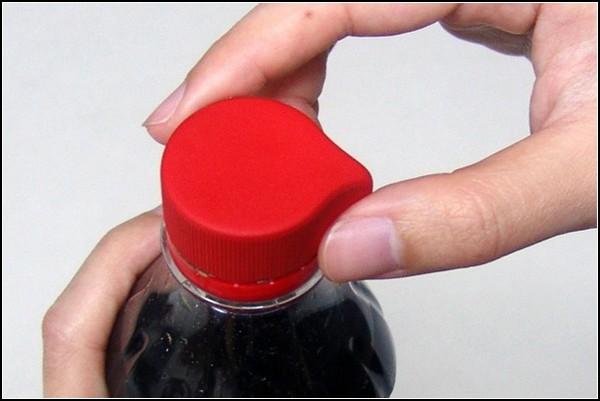 Easy Access Bottle Cap – самая лучшая крышка для пластиковых бутылок