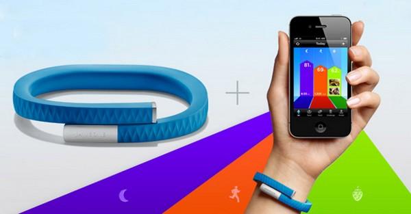 Jawbone Up – браслет для бегунов