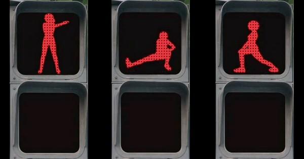 Фитнес-светофор