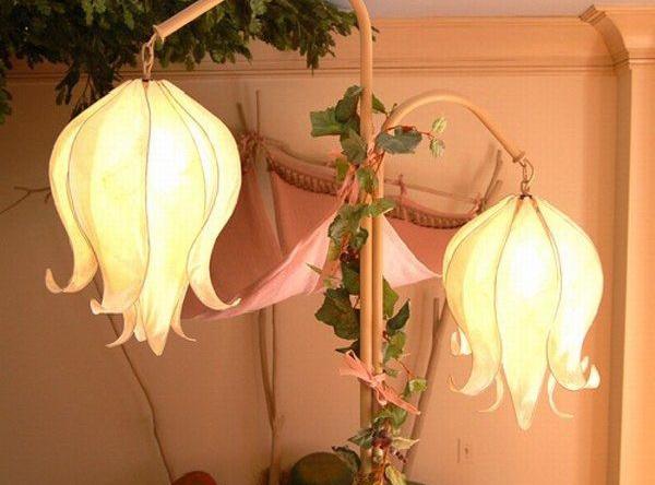 Цветочная лампа Fairylamp
