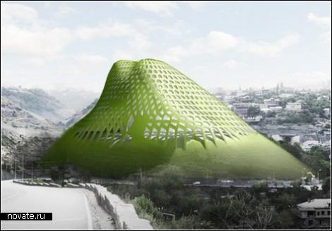 Кружевной Арарат для Еревана