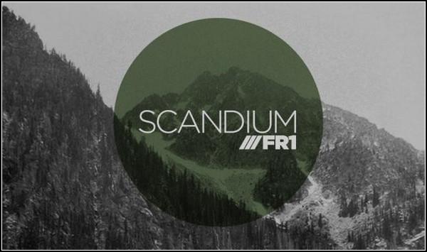 Настоящий телефон-внедорожник Scandium FR-1