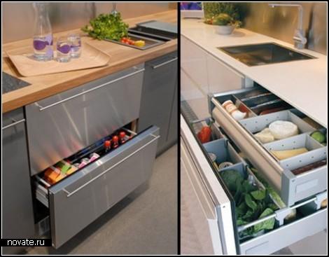 Необычные холодильники