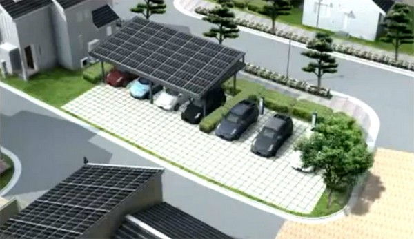 Умный город Fujisawa Sustainable Smart Town от Panasonic