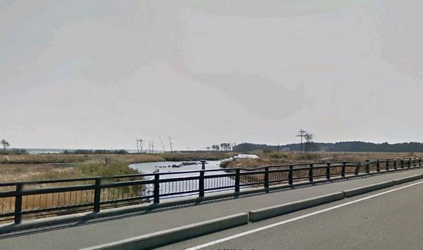 Японская Зона Отчуждения на Google Street View