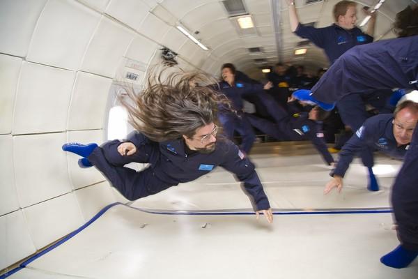 Zero G Null-Gravity Flights – полеты в невесомости