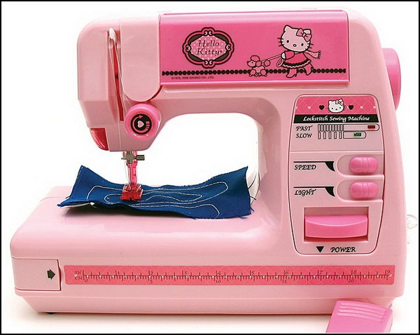 Швейная машинка Hello Kitty