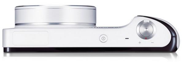 Samsung Galaxy Digital Camera — первая фотокамера Samsung на Android