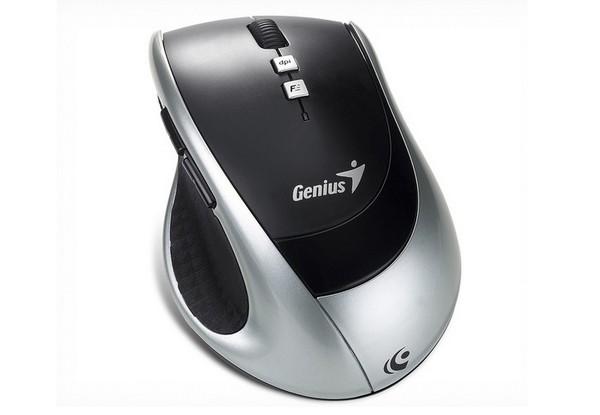 Genius DX-Eco – первая в мире мышка без батарейки