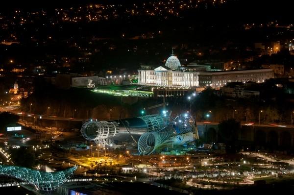 Парк Рике в Тбилиси
