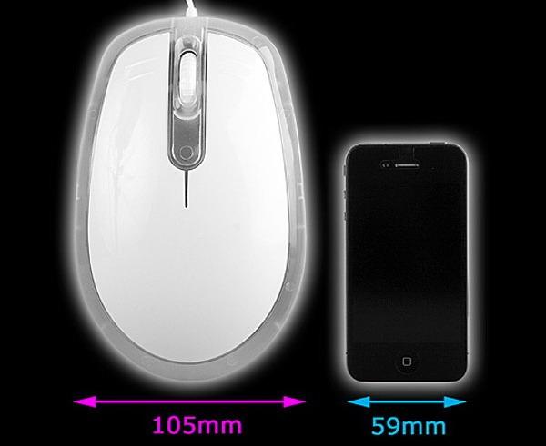 Гигантская компьютерная мышка от Brando