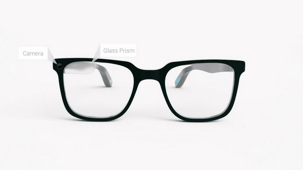 Новый дизайн Google Glass от компании Sourcebits