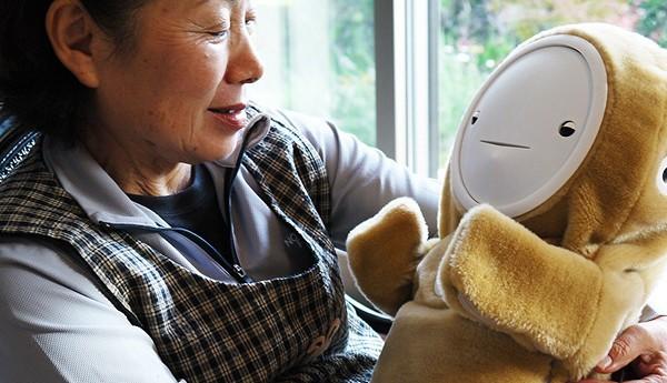 Робот для бабушки с депрессией