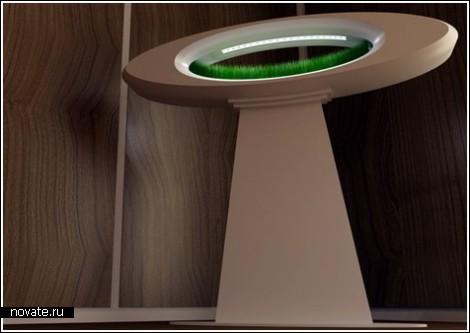 Лампа-газон от Marko Vuckovic