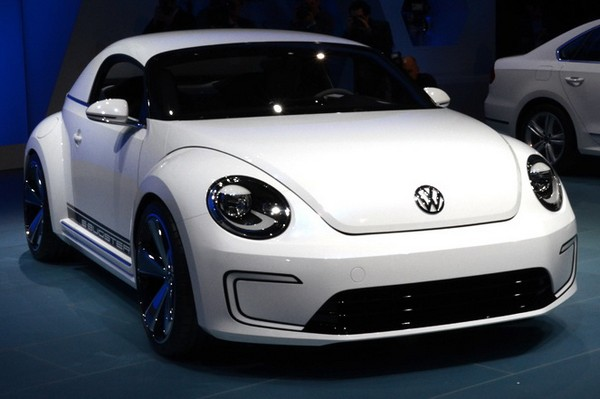 Электромобиль Volkswagen E-Bugster