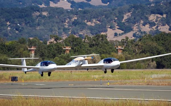 Гибридный самолет Taurus G-4