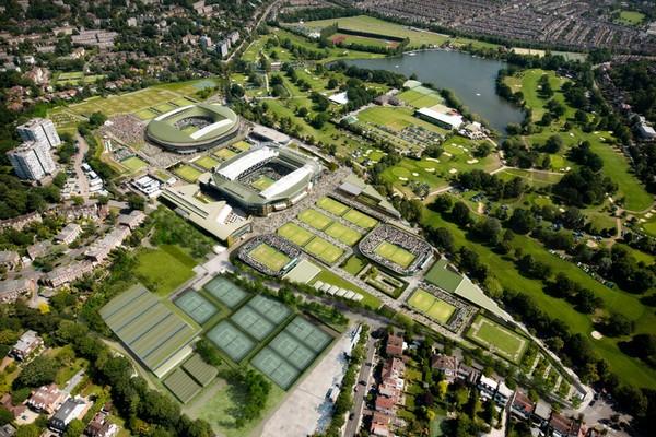 Новый Уимблдон: проект реконструкции теннисного центра All-England Club