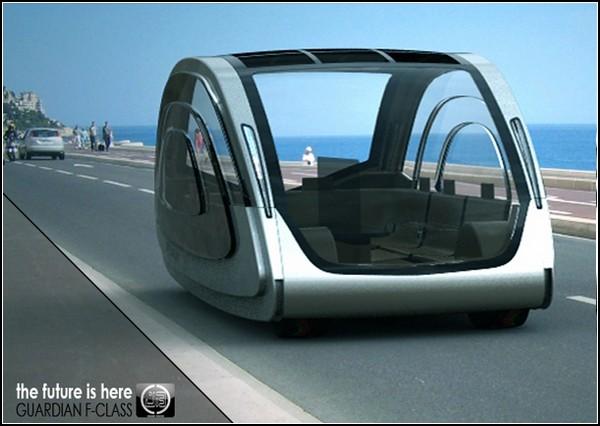 Семейный автомобиль будущего