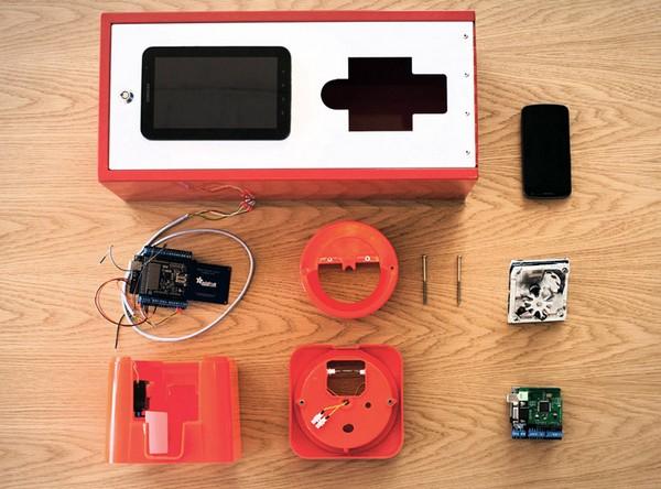 Digital Gum Goods — автомат по продаже цифрового контента