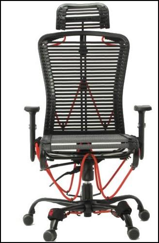 Офисный стул GymyGym для занятий спортом