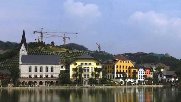 Hallstatt – китайская копия австрийской деревни