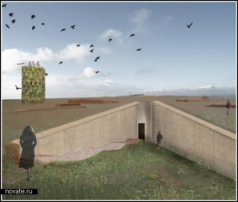 Женщины на войне: музей в бункере
