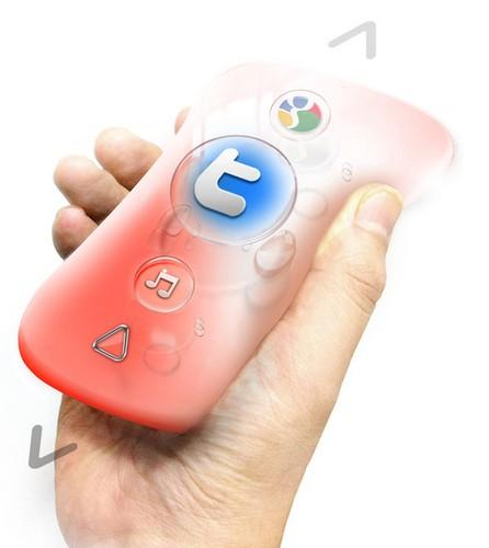 Heart Beat Phone – пульсирующий, как сердце, телефон