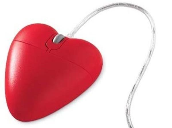 Сердечная мышка